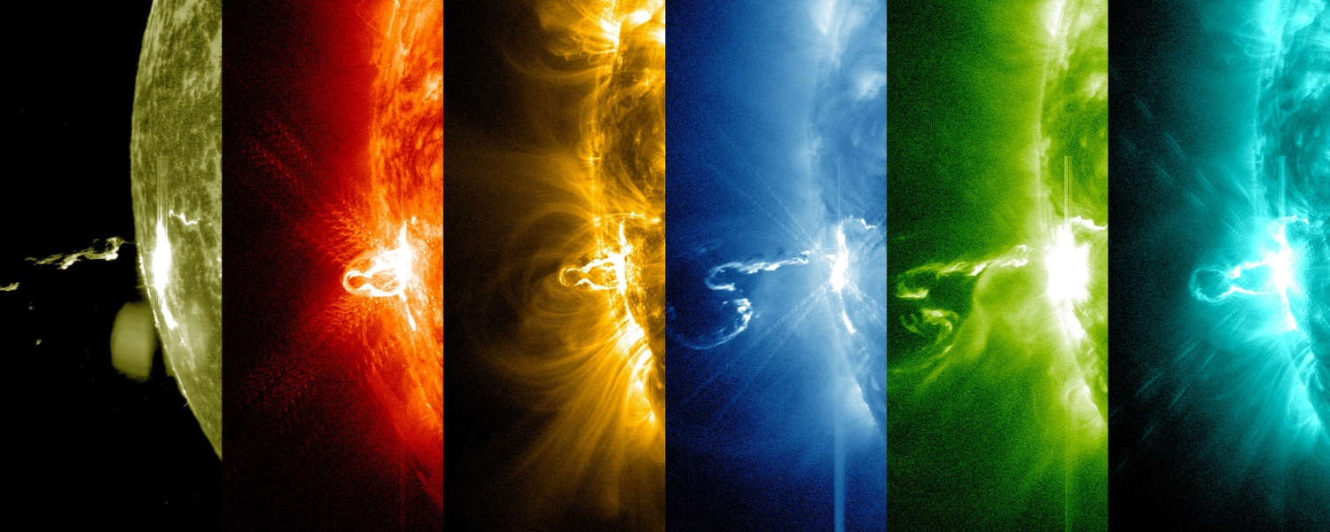 Significant Solar Flare by NASA Goddard Space Flight Center